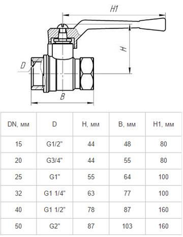 Габаритные и присоединительные размеры 11б27п1 БАЗ